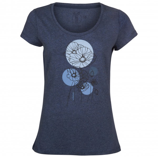 Elkline - Women's Flowerpower - T-Shirt