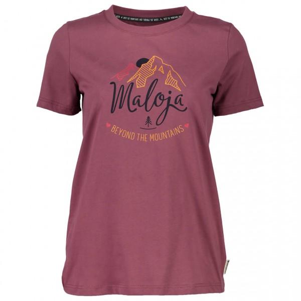 Maloja - Women's IksanM. - T-skjorte