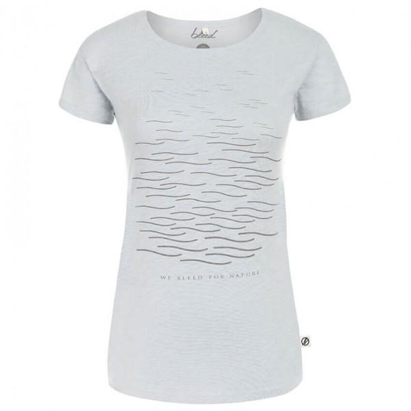 Bleed - Lake T-Shirt Damen - T-shirt