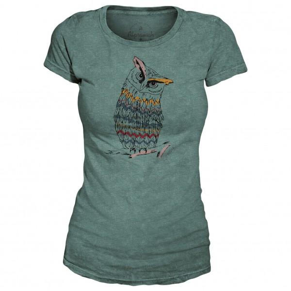 Alprausch - Women's Alp Uhu T-Shirt - T-paidat