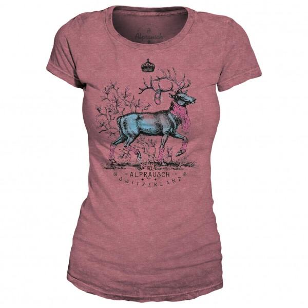 Alprausch - Women's Hirsch Wärmer T-Shirt - T-shirt