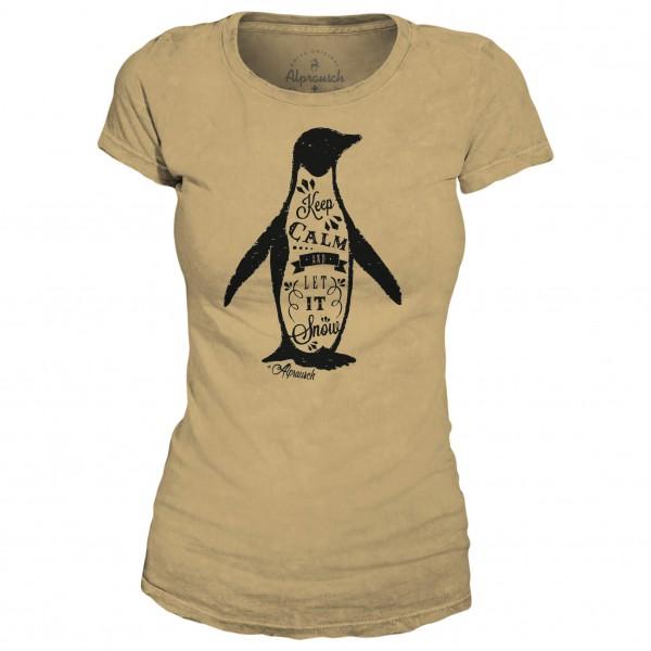 Alprausch - Women's Schnee Pingu T-Shirt - T-shirt