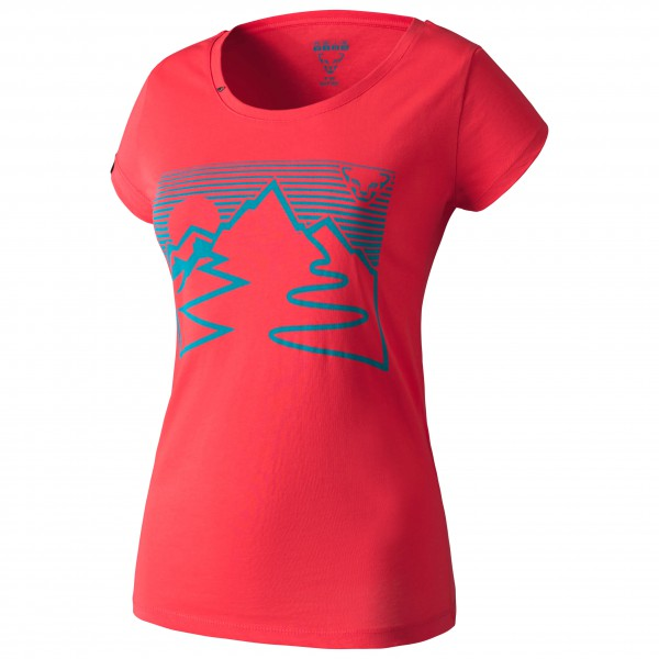 Dynafit - Women's First Track 2 Co S/S Tee - T-shirt