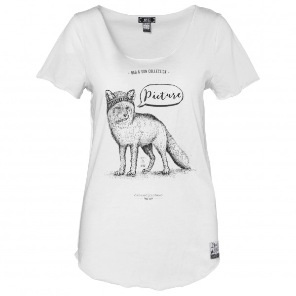 Picture - Women's Fox T-Shirt - T-paidat