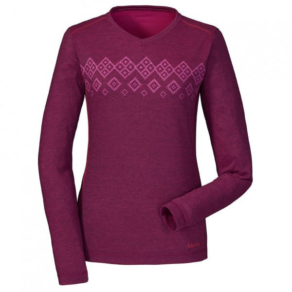 Schöffel - Women's Longsleeve Emeralds Lake1 - Funktionströja