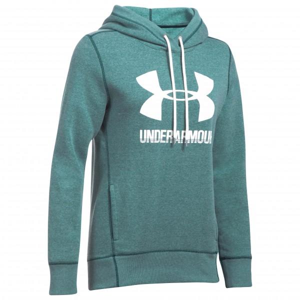 Under Armour - Women's Favorite Fleece Pullover - Sport-T-shirt