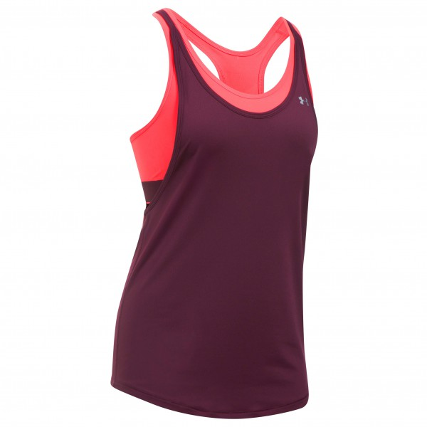 Under Armour - Women's HG Armour 2-in-1 Tank - Funktionströja