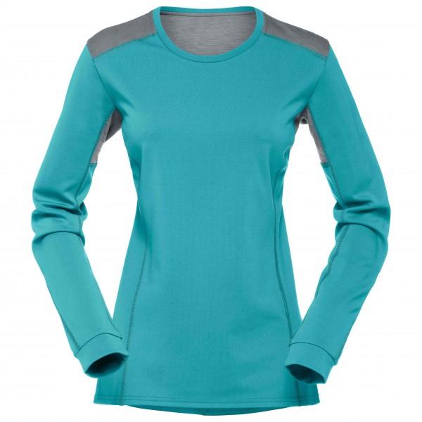 Norrøna - Women's Falketind Super Wool Shirt - Funktionsshirt