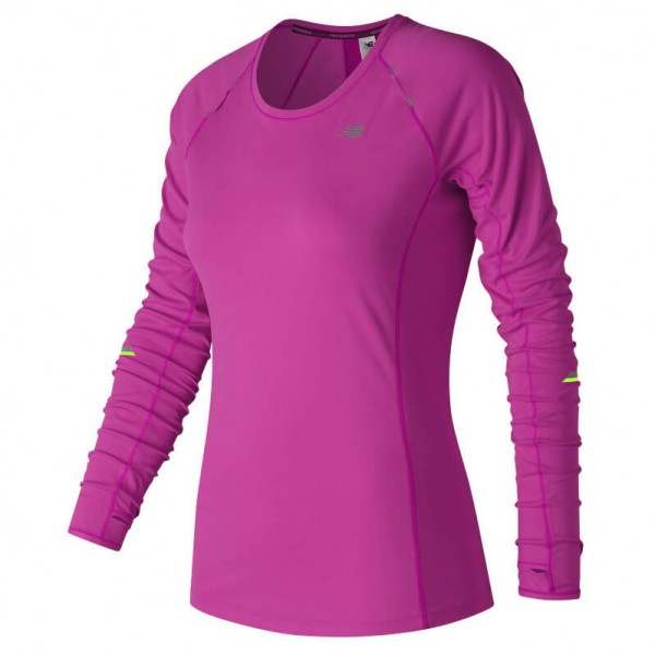 New Balance - Women's NB Ice L/S - Camiseta de running