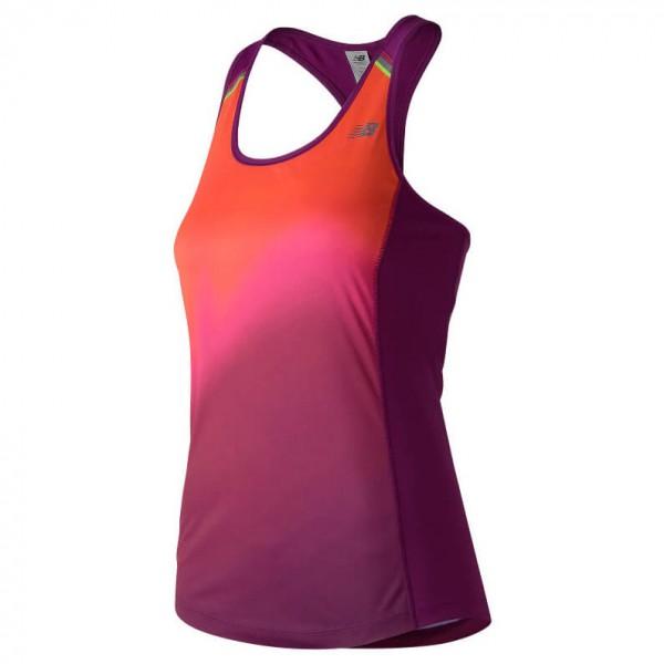 New Balance - Women's NB Ice Tank Print - Joggingshirt