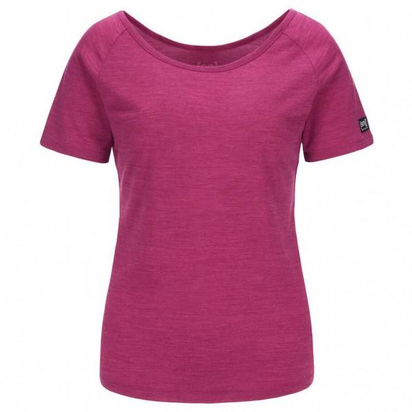 SuperNatural - Women's Essential Scoop Neck Tee - T-shirt
