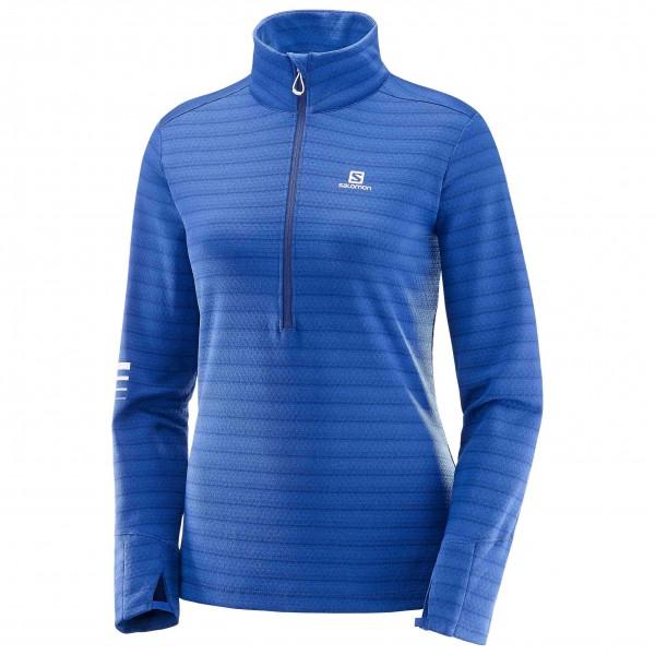 Salomon - Women's Lightning Halfzip Mid - Joggingshirt