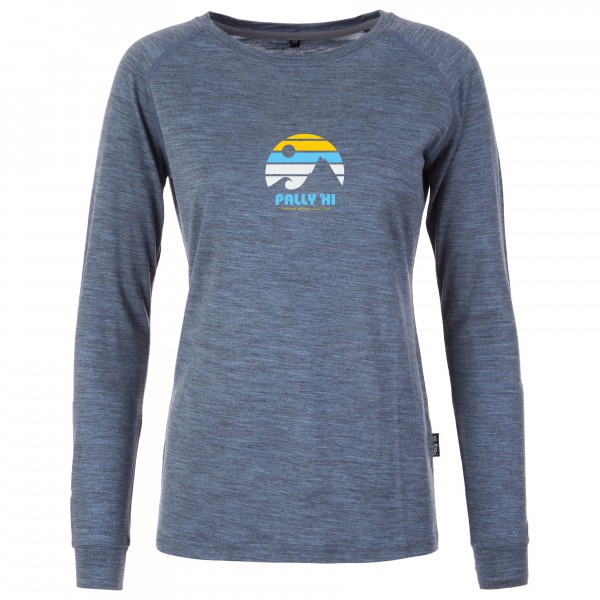 Pally'Hi - Women's Longsleeve Alpine Beach - Longsleeve