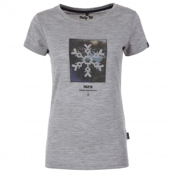 Pally'Hi - Women's T-Shirt Copacamountain - T-paidat