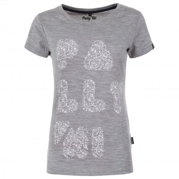 Pally'Hi - Women's T-Shirt Flori Pori - T-skjorte