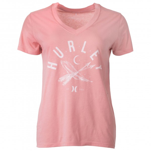 Hurley - Women's Arrows Away Perfect V - T-skjorte