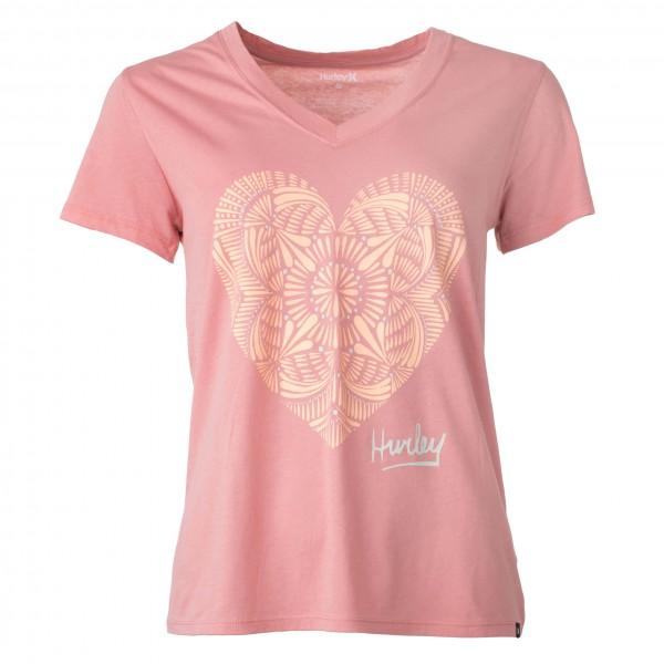 Hurley - Women's Big Heart Perfect V - T-shirt