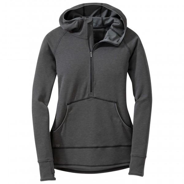 Outdoor Research - Women's Shiftup Zip Top - Laufshirt