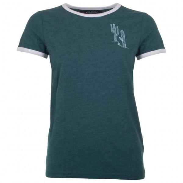 Volcom - Women's Lets Go Ringer Tee - T-Shirt