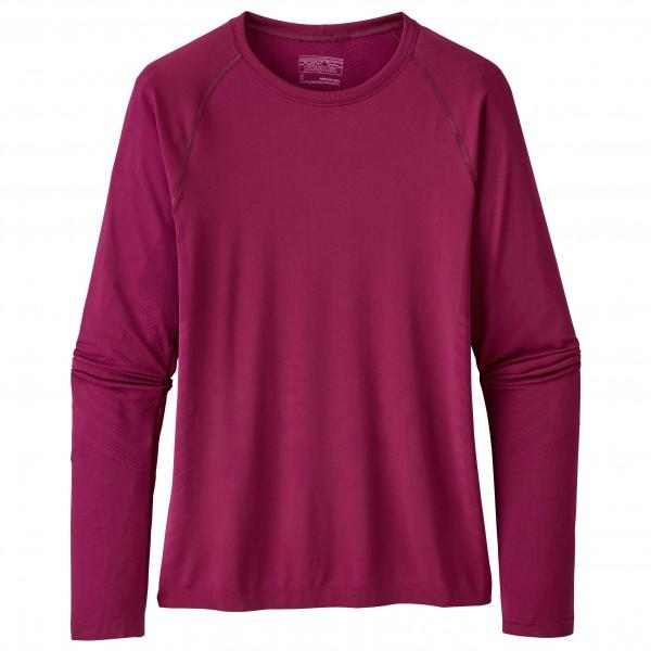 Patagonia - Women's L/S Slope Runner Shirt - Laufshirt