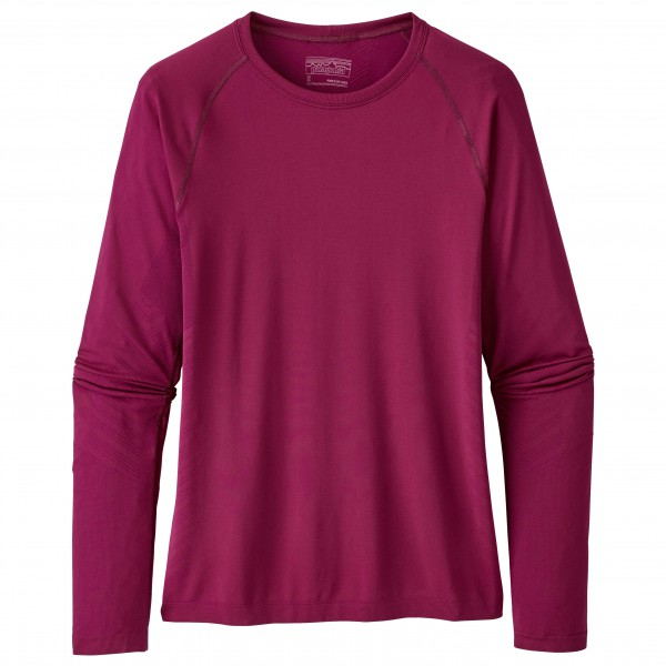 Patagonia - Women's L/S Slope Runner Shirt - Löpartröja