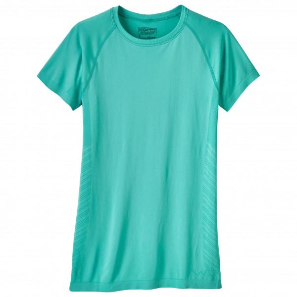 Patagonia - Women's S/S Slope Runner Shirt - Juoksupaita