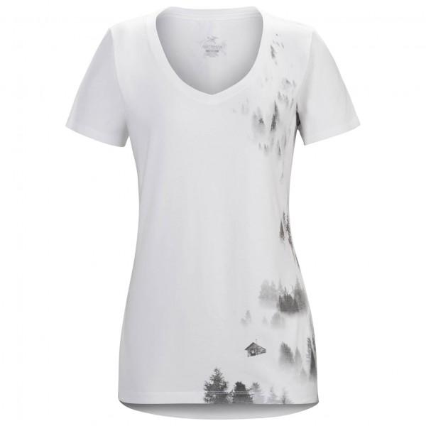 Arc'teryx - Women's Morning S/S V-Neck - T-paidat