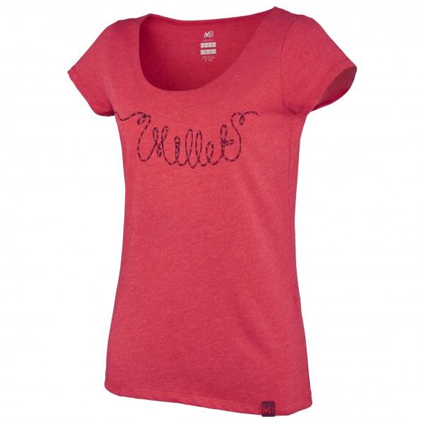 Millet - Women's Line Rope T-Shirt S/S - T-shirt