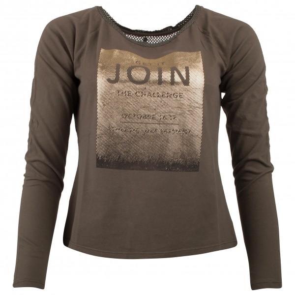 Deha - L/S Shirt - Yogaskjorte