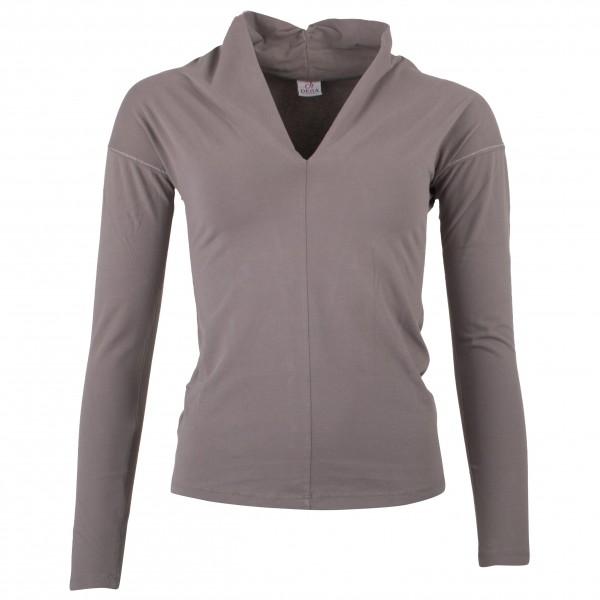 Deha - V Neck L/S Shirt - Yogaskjorte