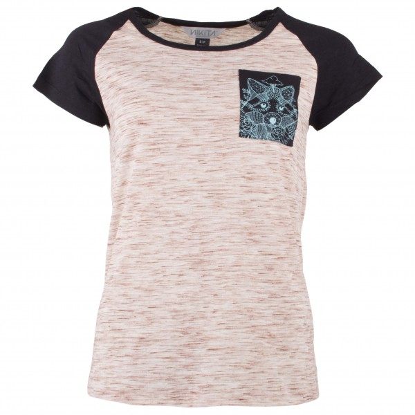 Nikita - Women's Arctic Fox Tee - T-shirt