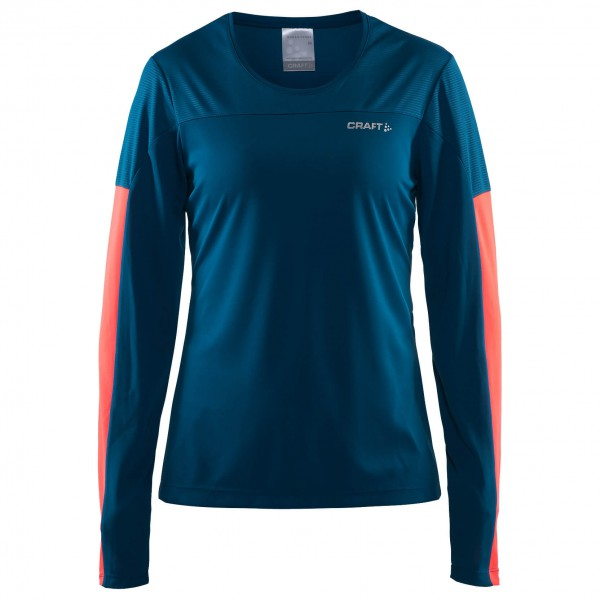 Craft - Women's Radiate L/S Tee - Løbeshirt