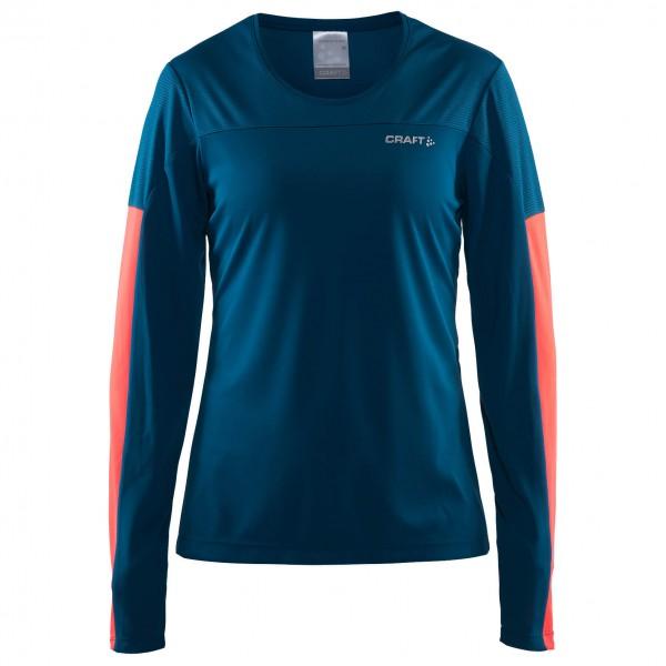 Craft - Women's Radiate L/S Tee - Running shirt
