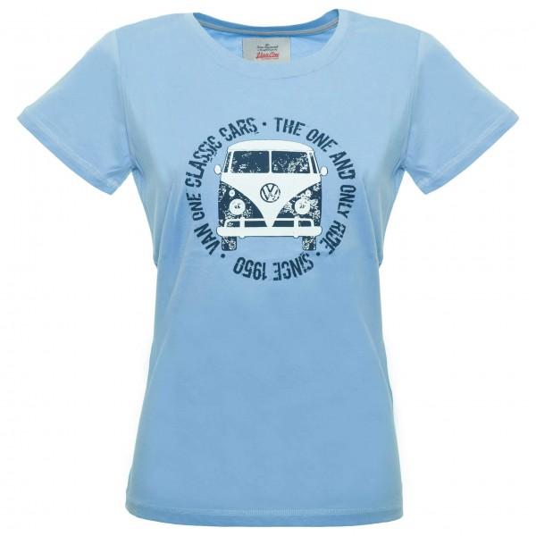 Van One - Women's Bulli Face Used VW Bulli Tee - T-paidat