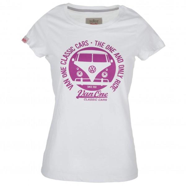 Van One - Women's Bulli Face VW Bulli Tee - T-paidat