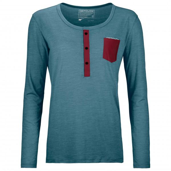 Ortovox - Women's 120 Cool Tec Long Sleeve - Longsleeve