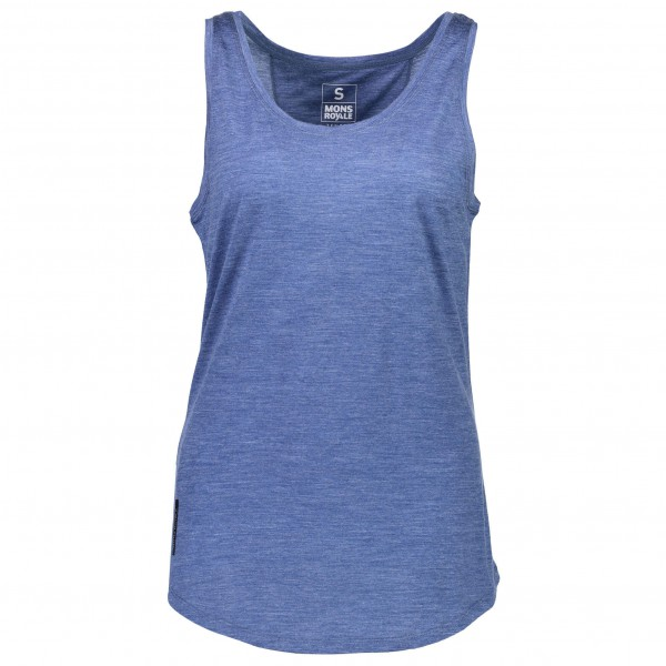 Mons Royale - Women's Estelle Relaxed Tank - Tank Top