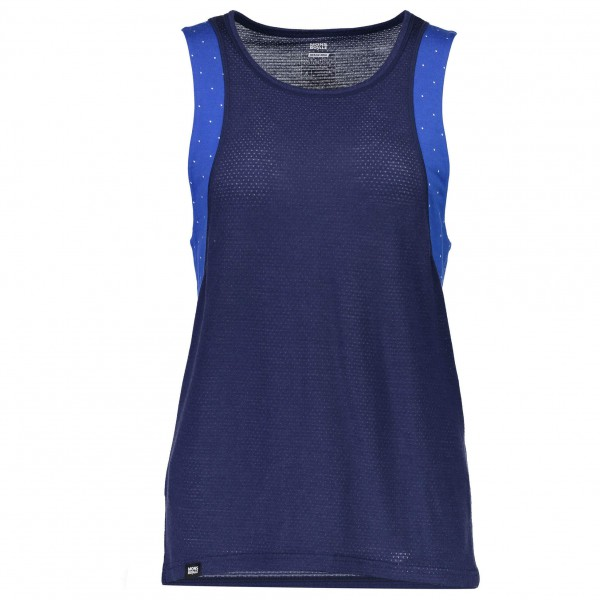 Mons Royale - Women's Kasey Relaxed Tank Mesh - Sport shirt