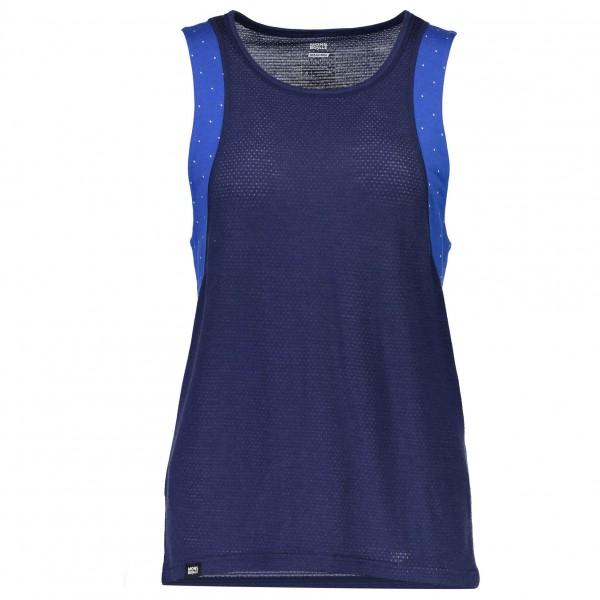 Mons Royale - Women's Kasey Relaxed Tank Mesh - Tekninen paita