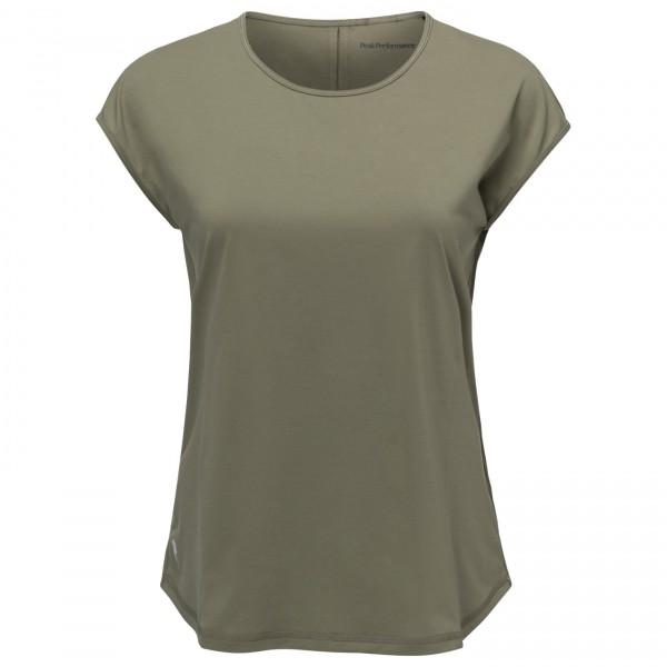 Peak Performance - Women's Epic Cap Sleeve - Tekninen paita
