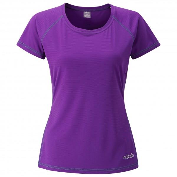 Rab - Women's Interval Tee - Tekninen paita
