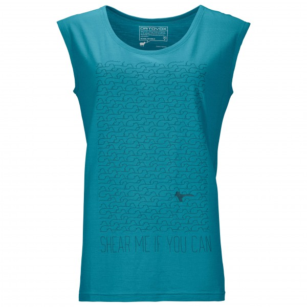 Ortovox - Women's 150 Cool Sheep T-Shirt - T-shirt