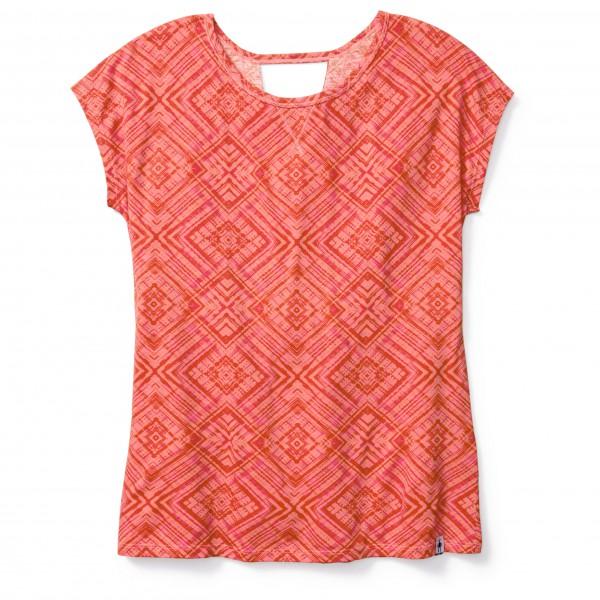Smartwool - Women's Merino 150 Pattern Tee - Camiseta de manga corta