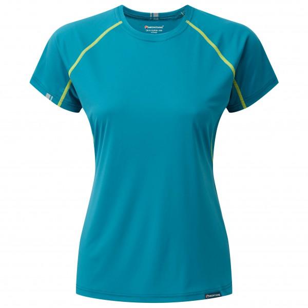 Montane - Women's Sonic T-Shirt - Funktionsshirt