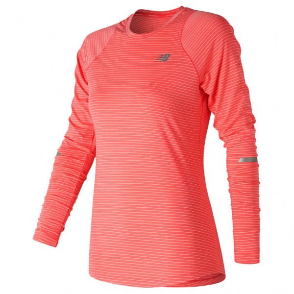 New Balance - Women's Seasonless  L/S - Sport-T-shirt