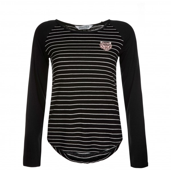 Nikita - Women's Maywood Tee Tiger - Longsleeve