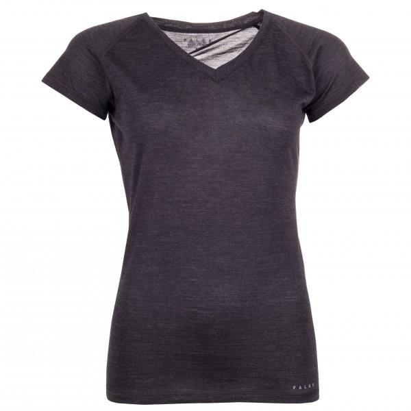 Falke - Women's Shortsleeved Shirt - T-paidat