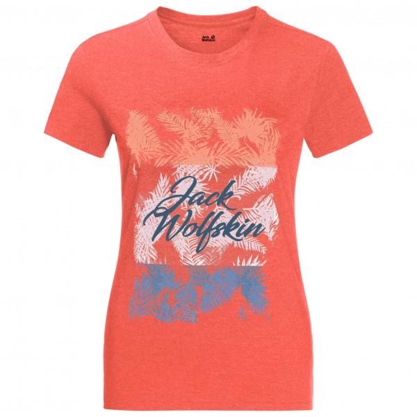 Jack Wolfskin - Women's Royal Palm T - T-shirt