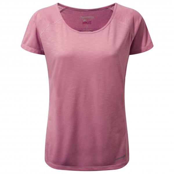 Craghoppers - Women's NosiLife Harbour S/S Top - T-shirt