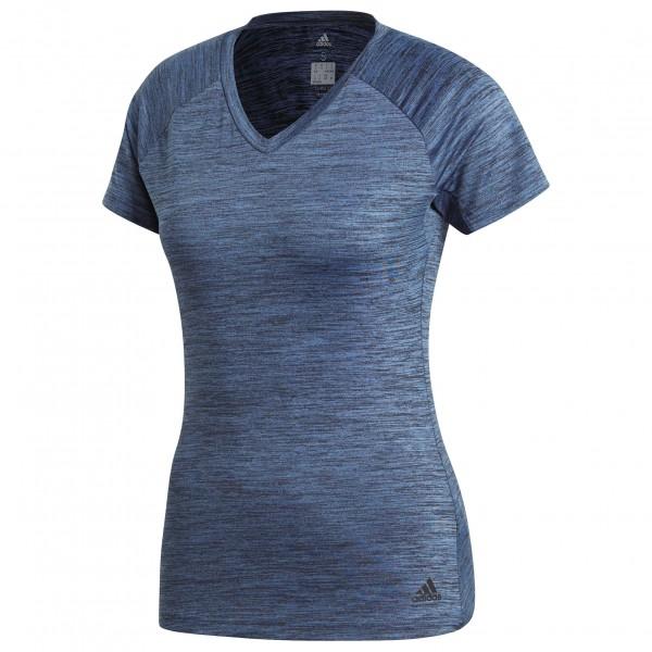 adidas - Women's FreeLift Tee Fitted - Tekninen paita